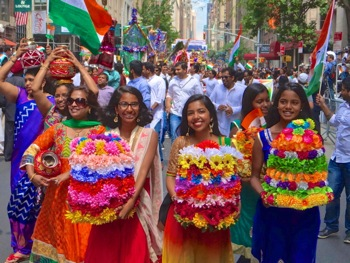 India Day Parade & Photos | india day parade nyc manhattan india independence parade nyc parades in manhattan nyc