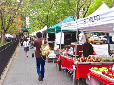 Tompkins Square Park & Manhattan Farmers Markets NYC | tompkins square park village nyc manhattan parks NYC