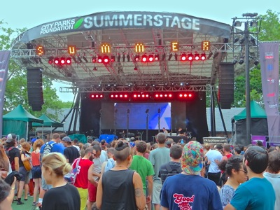 SummerStage Concerts in Manhattan - Central Park & East River Park | summer stage concerts central park summer stage concerts east river park nyc