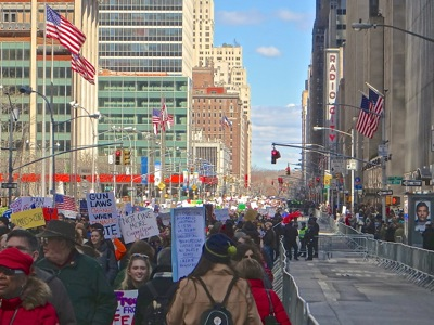 march for our lives photos march for our lives protest manhattan nyc