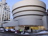 guggenheim art museum ues things to do nyc manhattan