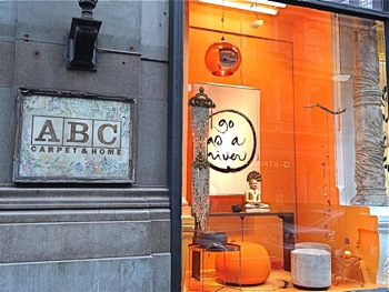 Furniture Stores In Midtown Village Nyc Abc Carpets