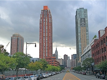apts for rent near east river nyc