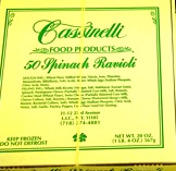 cassinelli food products delivers fresh pasta nyc