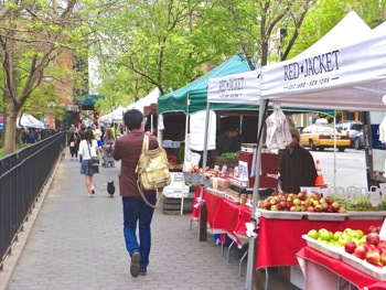 manhattan farmers markets manhattan