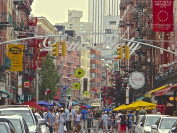 soho neighborhood nyc soho manhattan nyc photo