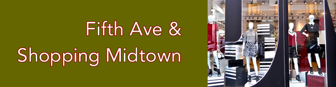 shopping midtown nyc shops 5th ave shopping madison ave shopping nyc shops