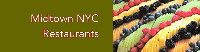 midtown restaurants nyc manhattan restaurants diners nyc