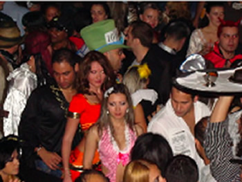 manhattan halloween parties nyc