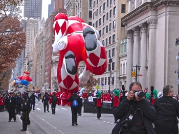 thanksgiving day parade nyc