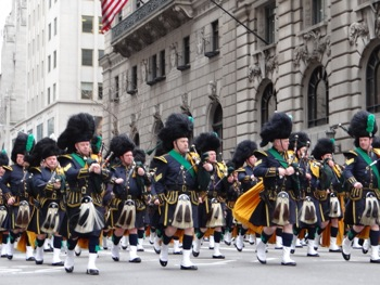 st pat's parade manhattan