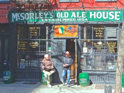 manhattan irish pubs bars restaurants manhattan ues uws midtown east village irish pubs bars restaurants manhattan nyc