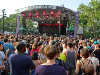 free summerstage concerts bronx free things to do bronx free summer concerts in the bronx fordham van cortlandt park crotona park