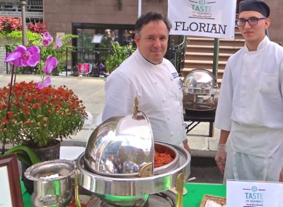 taste of gramercy park restaurants