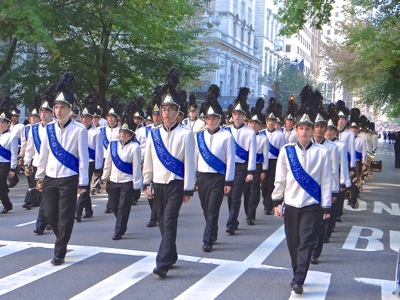 columbus day parade photos & video nyc 2015
