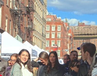 oct 17 2015 taste of the seaport nyc