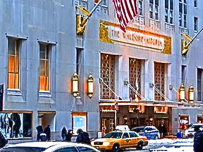 historic hotels nyc waldorf astoria photo