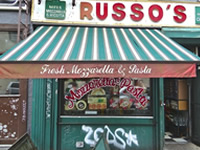 nyc fresh made mozarella italian foods pasta east village manhattan holiday sales