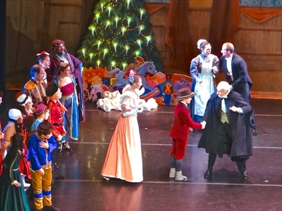 yorkville nutcracker dances patrelle upper east side things to do UES
