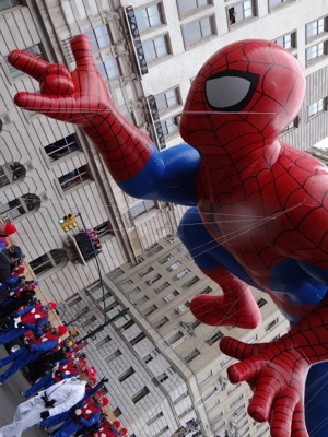 2015 thanksgiving day parade nyc
