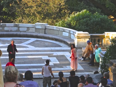 free summer theater uws ues upper east side upper west side manhattan nyc free summer theater