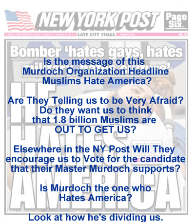 fox news chelsea bomber nyc terrorst ny post wsj