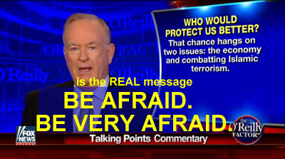 bill o'reilly hypes fear nyc bomb attack terrorist attack bill oreilly sensationalizes incident
