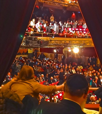 photos apollo theater harlem de blasio state of the city address nyc