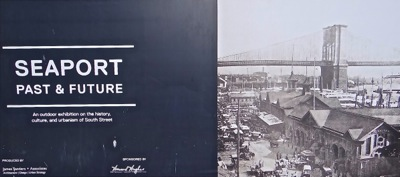South Street Seaport Neighborhood Real Estate Development | south st seaport neighborhood south street seaport real estate development