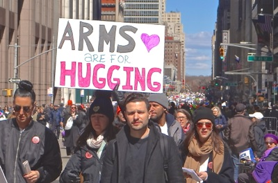 March For Our Lives Manhattan 2018 - Anti Gun Protest Manhattan NYC | march for our lives 2018 manhattan nyc anti gun protest manhattan nyc